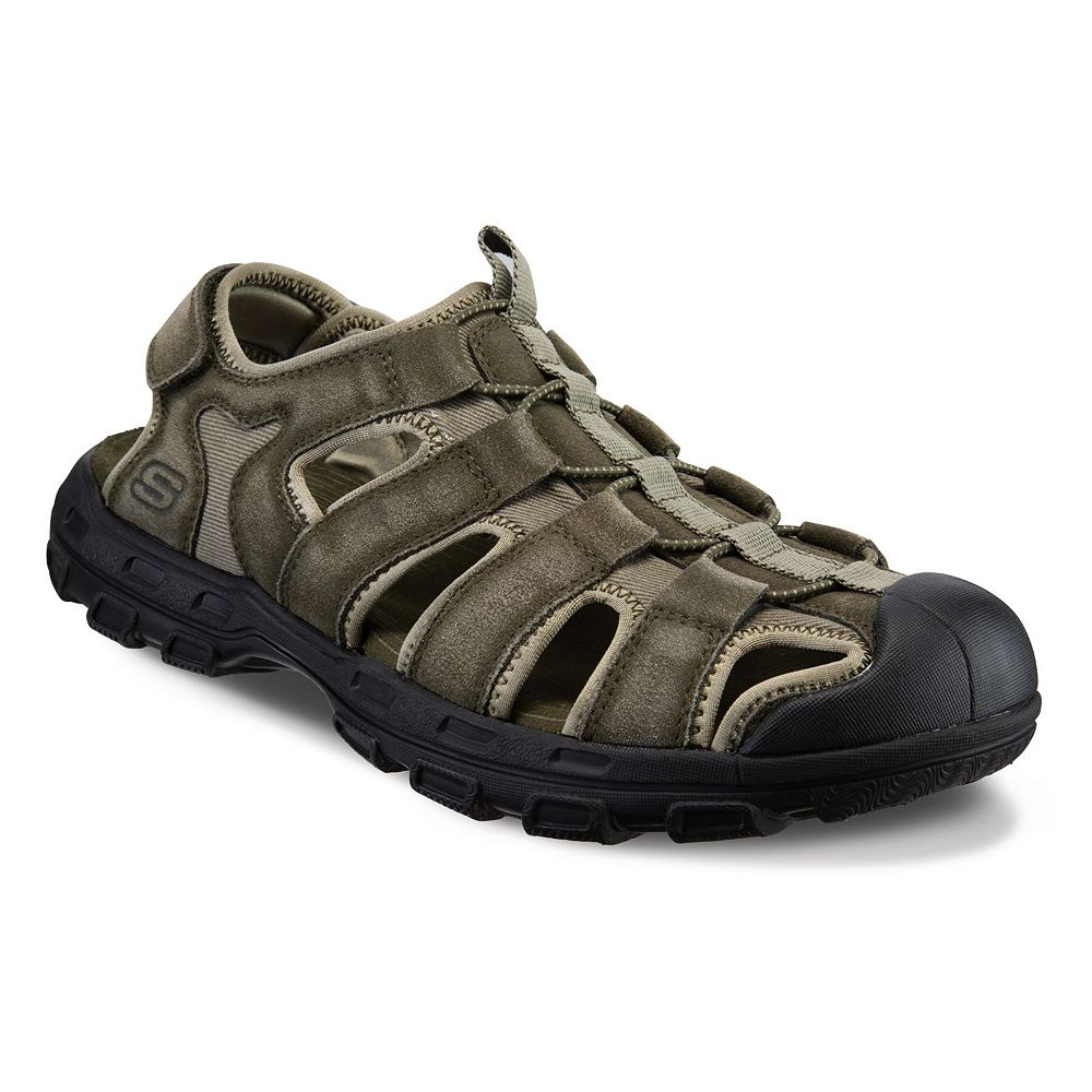 Skechers Relaxed Fit Selmo Men's Sandals