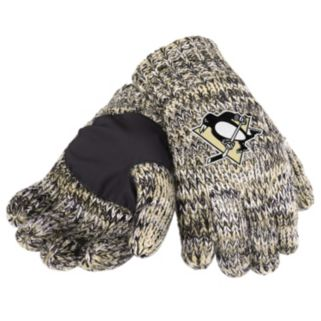Adult Forever Collectibles Pittsburgh Penguins Peak Gloves
