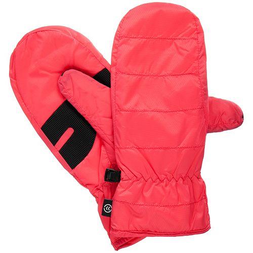 Women's isotoner SmarTouch Packable Tech Mittens