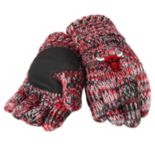 Adult Forever Collectibles Chicago Bulls Peak Gloves