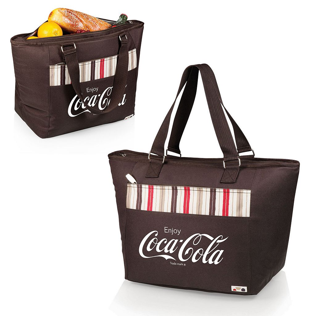 Picnic Time Coca-Cola Topanga Cooler Tote