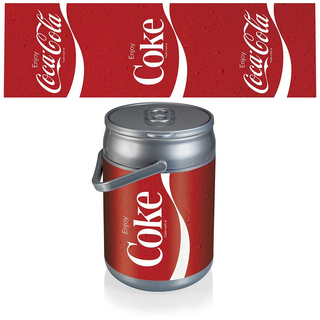 Picnic Time Coca-Cola Can Cooler