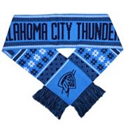 Forever Collectibles Oklahoma City Thunder Lodge Scarf