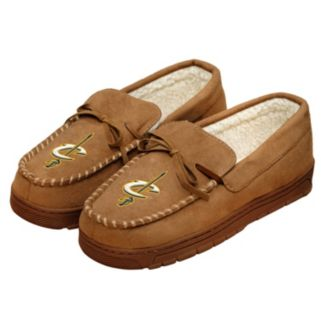Men's Forever Collectibles Cleveland Cavaliers Moccasin Slippers