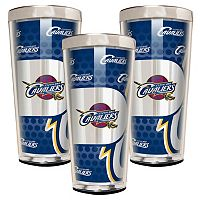 Cleveland Cavaliers 3-Piece Shot Glass Set