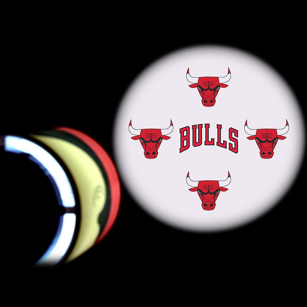 Forever Collectibles Chicago Bulls Desk Lamp