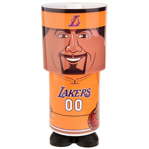 Forever Collectibles Los Angeles Lakers Desk Lamp