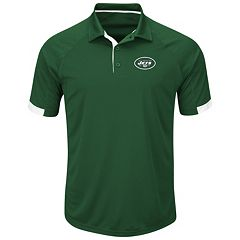 Men's Majestic New York Jets Last Second Win Polo