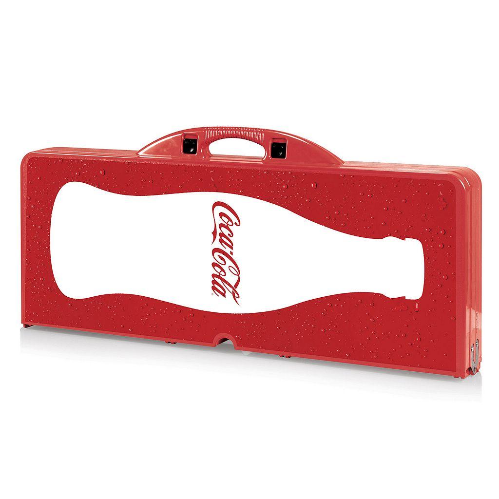 Picnic Time Coca-Cola Portable Picnic Table