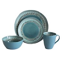 Baum Shibori 16-pc. Dinnerware Set