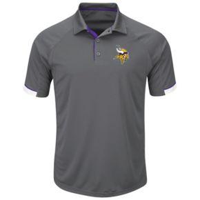 Men's Majestic Minnesota Vikings Last Second Win Polo