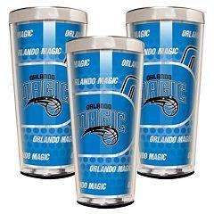 Orlando Magic 3-Piece Shot Glass Set