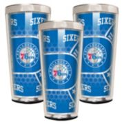 Philadelphia 76ers 3-Piece Shot Glass Set