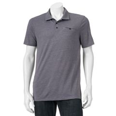 Big & Tall Rock & Republic Classic-Fit Heathered Nep Polo