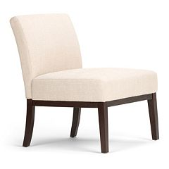 Simpli Home Upton Accent Chair