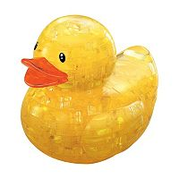 BePuzzled 43-pc. 3D Rubber Duck Crystal Puzzle