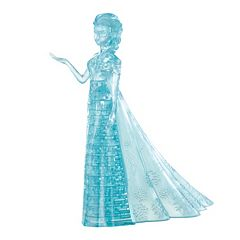 Disney's Frozen Elsa 32 pc 3D Crystal Puzzle by BePuzzled