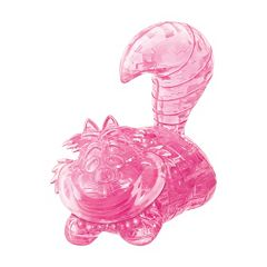 Disney's Alice in Wonderland Cheshire Cat 36-pc. 3D Crystal Puzzle by BePuzzled