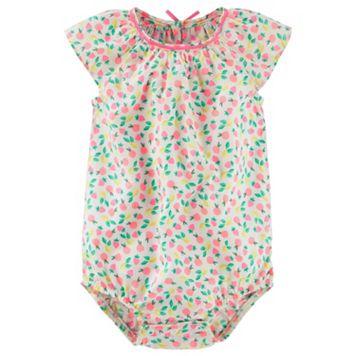Baby Girl OshKosh B'gosh® Fruit Bodysuit