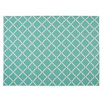 Nourison Home & Garden Diamond Lattice Indoor Outdoor Rug