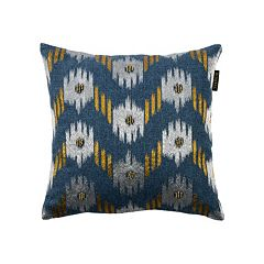 Bombay® Ikat Chevron Throw Pillow