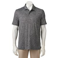 Men's FILA SPORT® Elite Classic-Fit Feeder-Striped Tru-Dry Performance Polo
