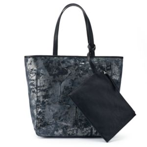 Juicy Couture Right Now Denim Tote with Pouch