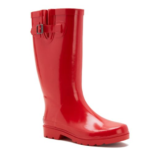 sugar Bradi Women's Water ... Resisant Rain Boots
