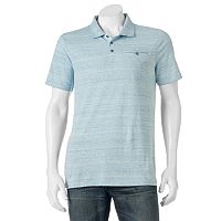 Big & Tall Rock & Republic Striped Polo