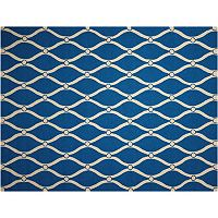 Nourison Portico Abstract Lattice Indoor Outdoor Rug