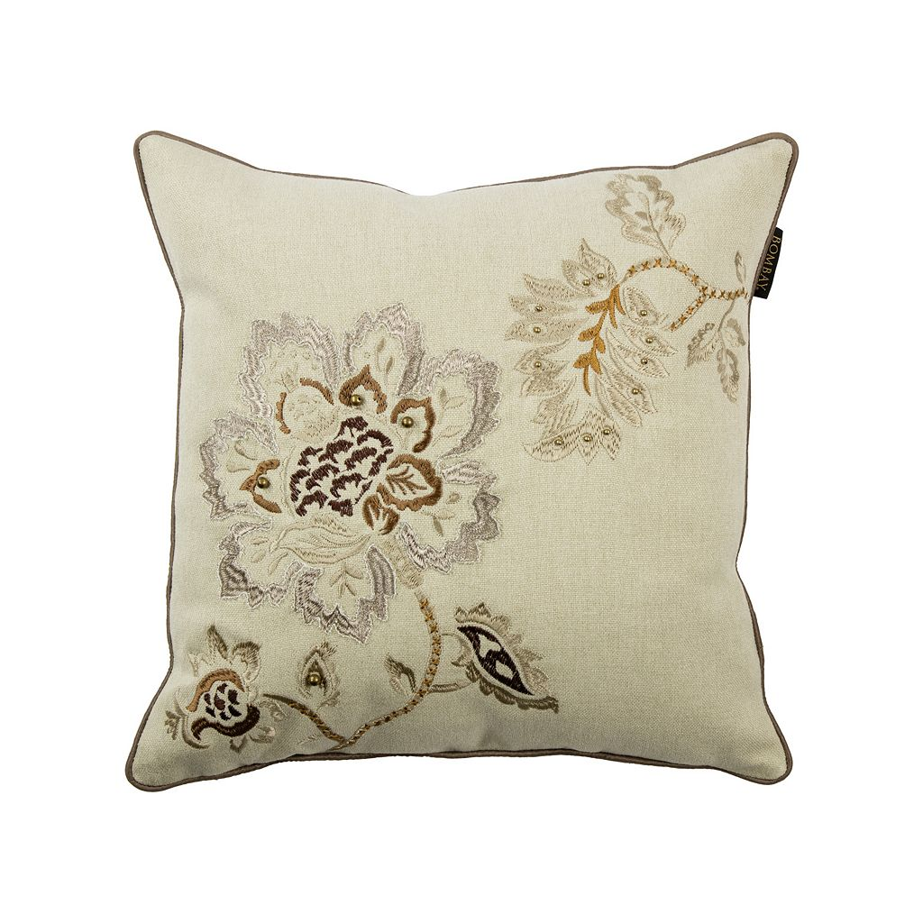 Bombay® Declan Bloom Throw Pillow