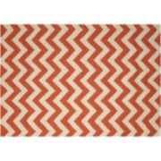 Nourison Portico Chevron Indoor Outdoor Rug