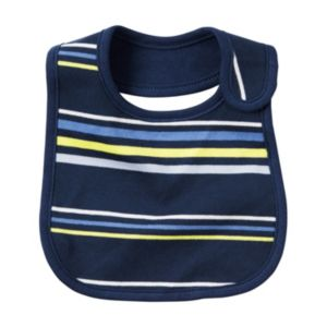 Baby Boy Carter's Stripe Bib