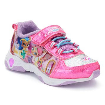 Shimmer and Shine Toddler Girls' Light-Up Shoes