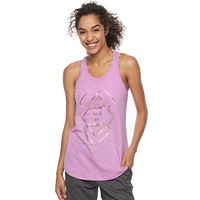 Women's Tek Gear® DRY TEK Graphic Tank Top