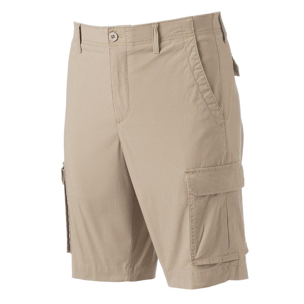 Apt. 9® Premier Flex Modern-Fit Stretch Cargo Shorts