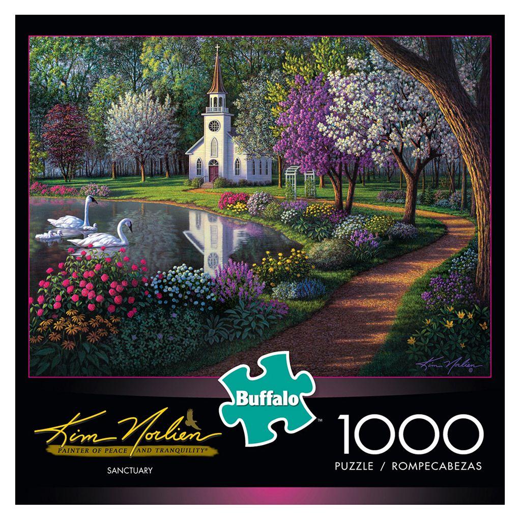 Buffalo Games 1000-pc. Kim Norlien Sanctuary Puzzle