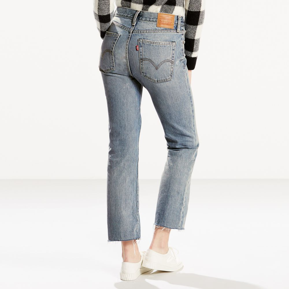 Women's Levi's Kick Flare-Leg Ankle Jeans