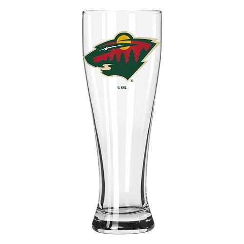Boelter Minnesota Wild Clear Pilsner Glass