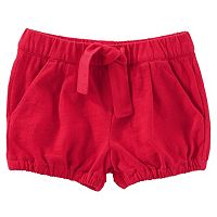Baby Girl OshKosh B'gosh® Solid Bubble Shorts