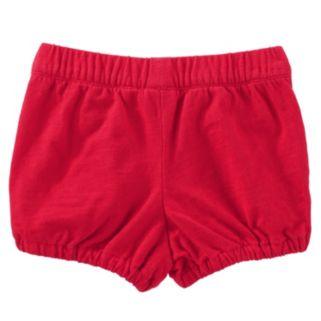 Baby Girl OshKosh B'gosh® Solid Bubble Shorts