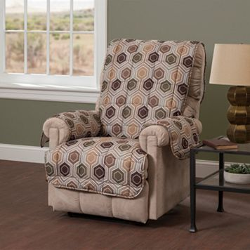 Hexagon Recliner Slipcover