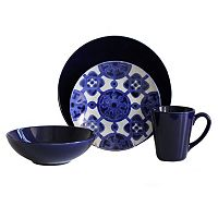 Baum Medallion 16-pc. Dinnerware Set