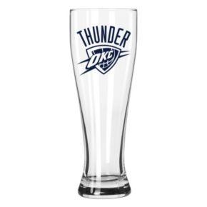 Boelter Oklahoma City Thunder Clear Pilsner Glass