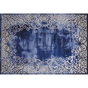 United Weavers Christopher Knight Mirage Luminous Framed Filagree Rug