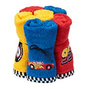 Disney / Pixar 6-pack Cars Washcloth by Jumping Beans®