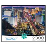 Buffalo Games 2000-pc. Vegas, Baby! Puzzle
