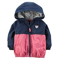 Baby Boy Carter's Colorblock Windbreaker Jacket