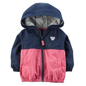 Baby Boy Carter's Colorblock Windbreaker Jacket