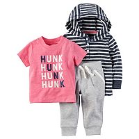 Baby Boy Carter's 3-pc. Henley Top,